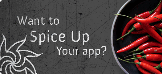 Want to spice up your app?